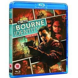 The Bourne Identity: Reel Heroes Sleeve [Blu-ray]
